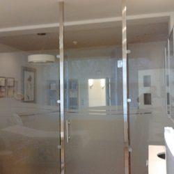 Separadores y cerramientos de cristal en Bilbao