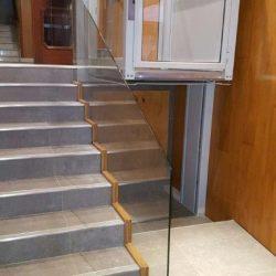 Cerramientos de escaleras