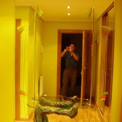 Espejos y murales