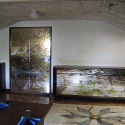 Murales de cristal, Bilbao