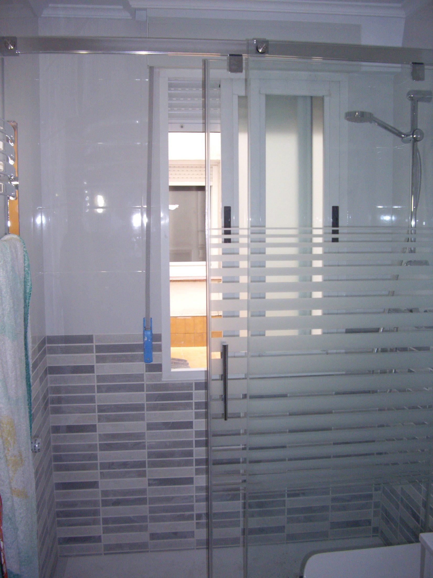 Mamparas de duchas, Bilbao