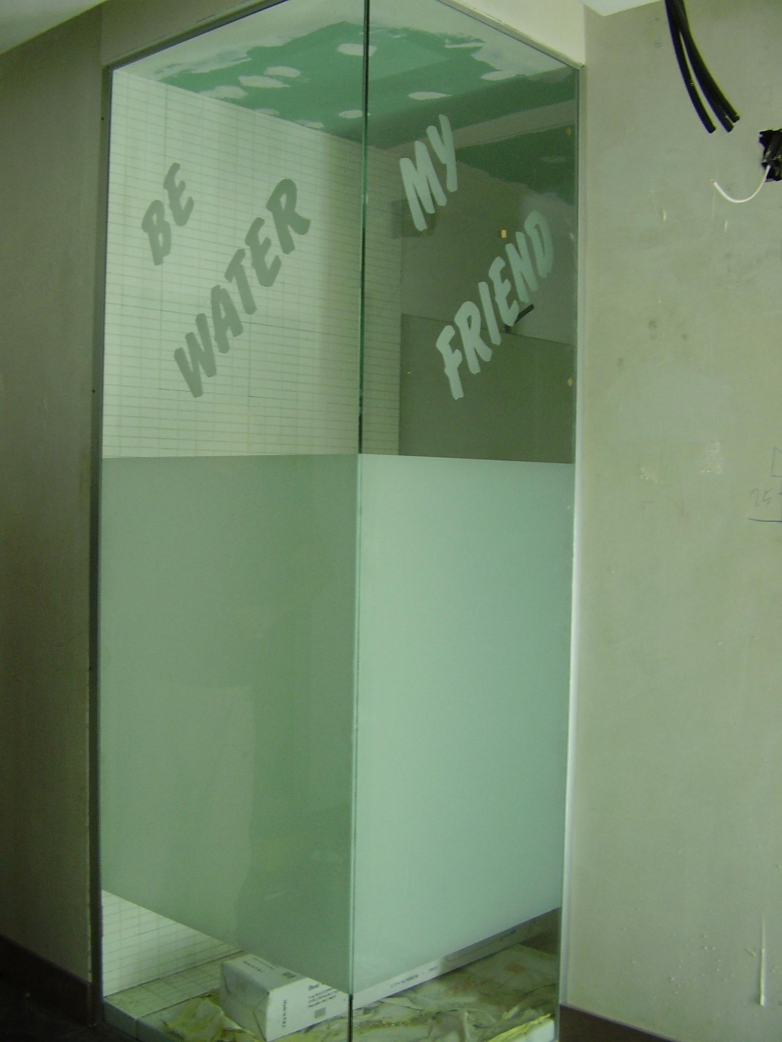 Mamparas de ducha en Bilbao