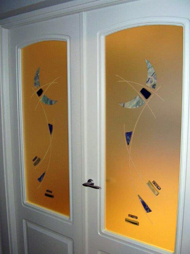 Cristales de puertas enteras