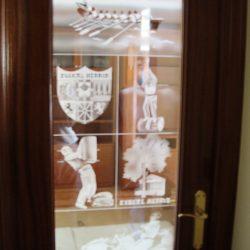 Puertas de cristal enteras